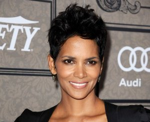 Thumbnail image for Halle Berry Sheer Night Gown